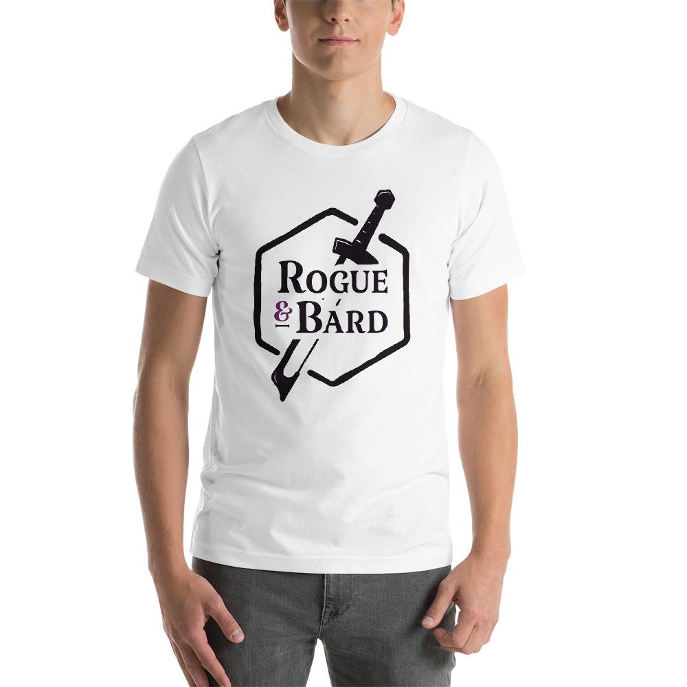 Rogue & Bard Logo | T-Shirt