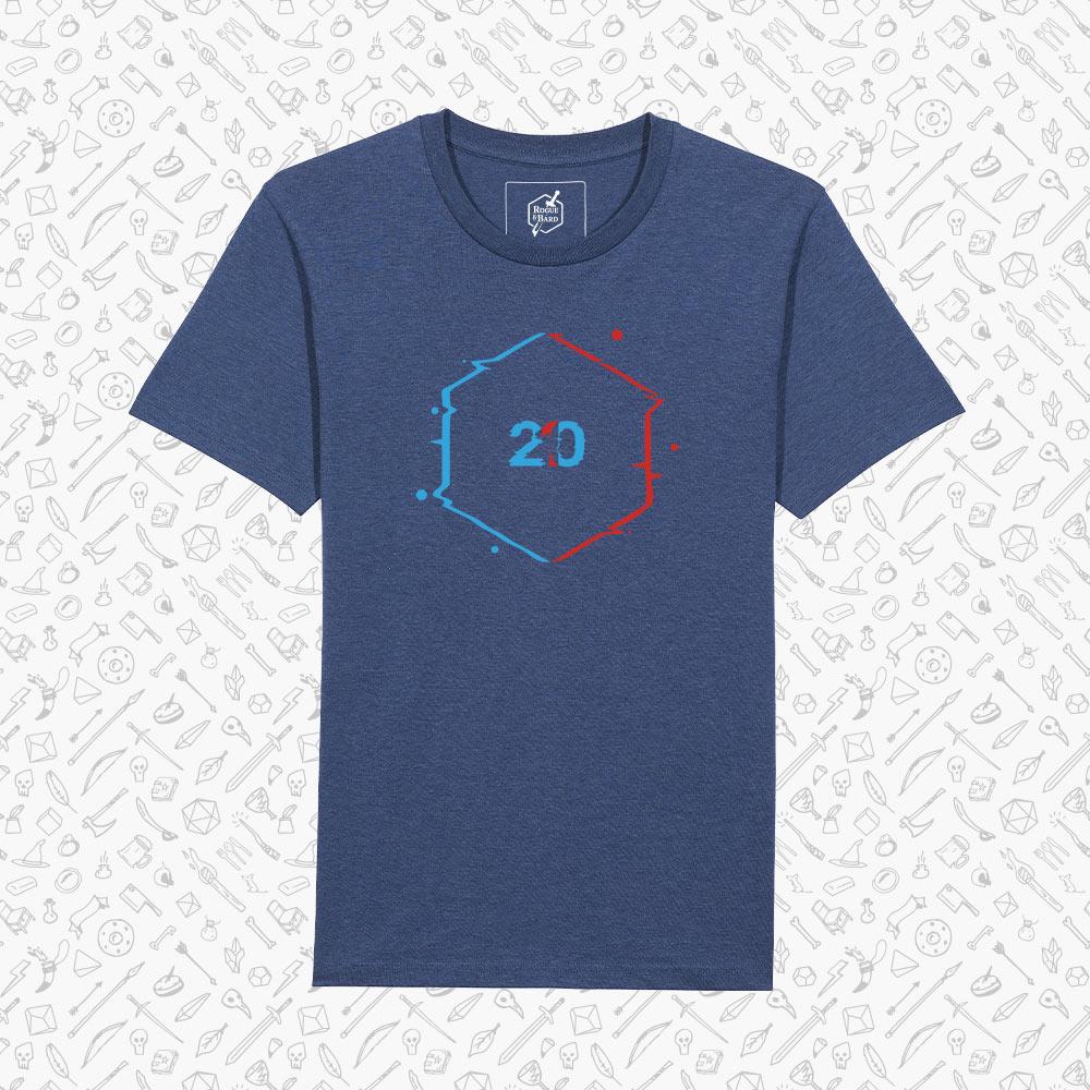 Advantage blue t-shirt