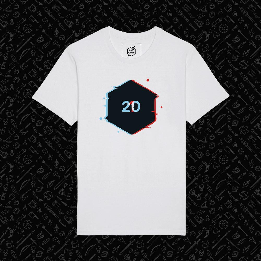 Advantage white t-shirt